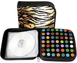 9530SMALL - Essential Oil & CD Combo Carrying Case (Small)